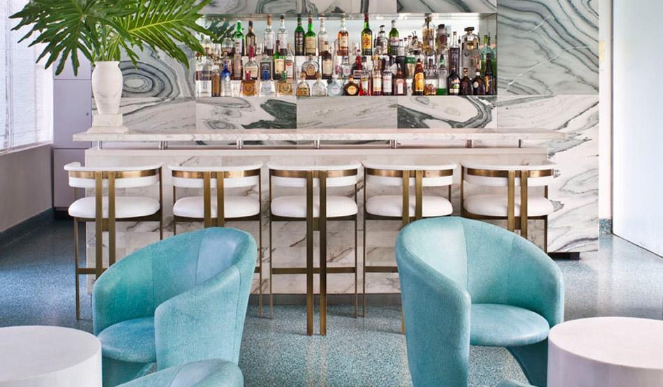 Avalon Chairs1_Fierce Fish Aqua Sea Great White_Designer KellyWearstler Interior  Design