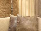 Galuchat Pillows