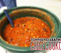1st Annual Chili CookOff!