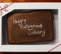 Surprise!  Retirement Celebration