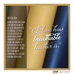For The LOVE of Leather_5_Breathable