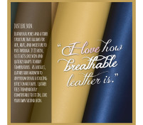 For the LOVE of Leather, Reason 5 – It's Breathable