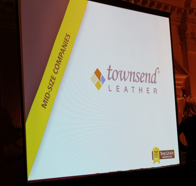Townsend Leather TopWorkplaces 2014 Announcement (7)