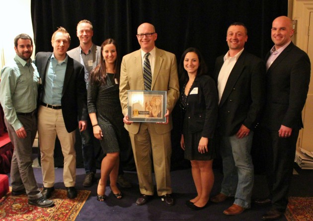 Townsend Leather TopWorkplaces 2014 Announcement (8)
