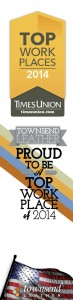 Townsend Leather_Top Work Place of 2014