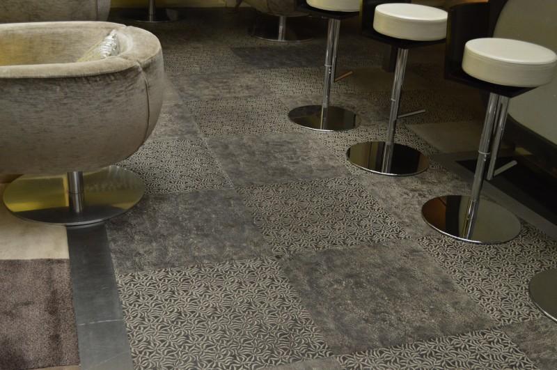 Burj Al Arab Custom Townsend Leather Floor Tiles Townsend Leather