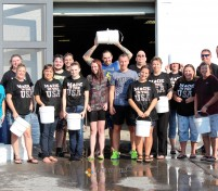 Townsend Leather joins in on the ALS Ice Bucket Challenge