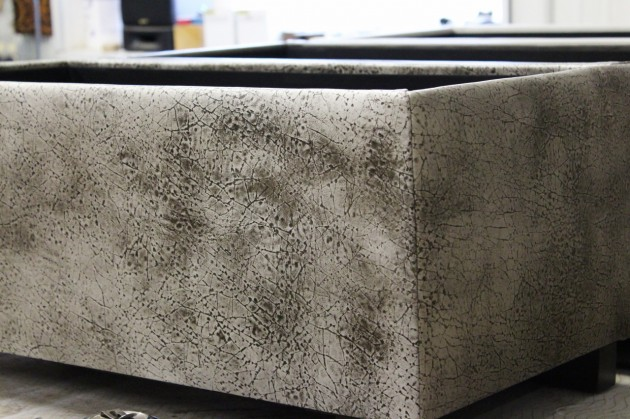 Townsend Leather Corked Cowhide Ottoman (1) (1280x853)
