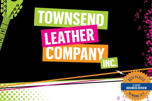 Albany Business Review Best Places to Work Townsend Leather_1