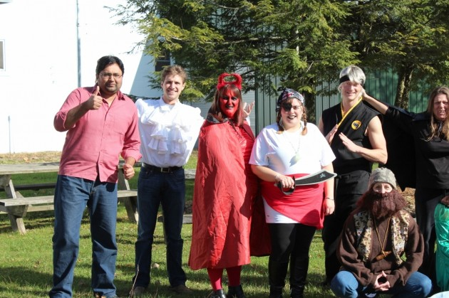 Townsend Leather Halloween Costume Contest 2014 - Copy