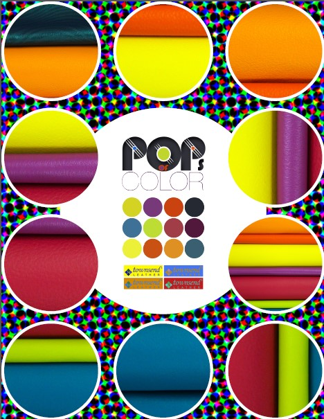Pops Of Color Sheet