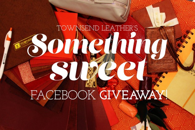 Townsend Leather Facebook Giveaway copy