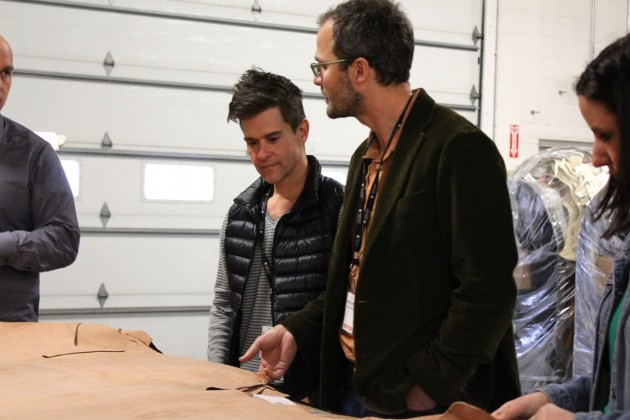 Beekman Boys at Townsend Leather11