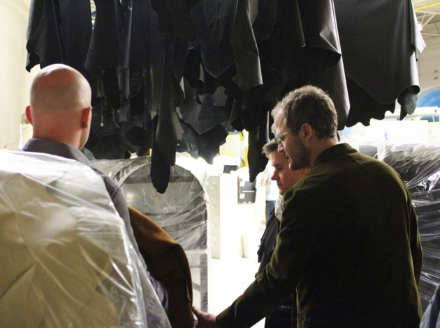 Beekman Boys at Townsend Leather22