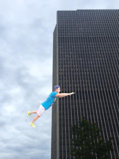 Ben Flying