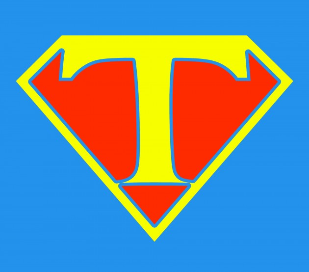 Townsend Leather Superhero Team Shirts