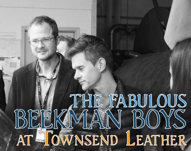 Beekman Boys at Townsend