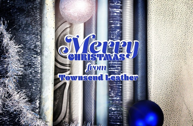 Merry Christmas 2015 Townsend Leather