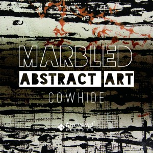 marbled abstract art