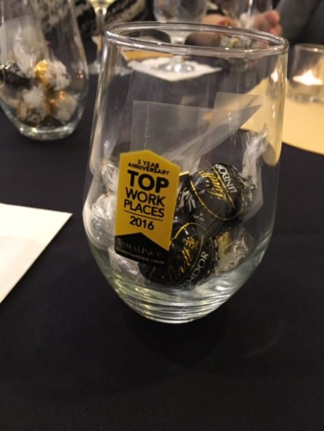 Top Workplace Glass