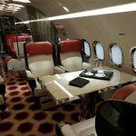 Aviation Interior Spotlight – Edese Doret Royal Jet