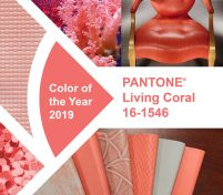 Pantone Color of the Year, Living Coral