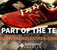 Townsend Leather Shoe Leather Team