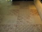 Custom embossed & tipped tiles for Burj Al Arab
