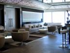 Embossed Leather Floor Tiles, Junsui Restaurant – Burj Al Arab, Dubai