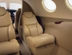 Reclining seat Mustang aircraft