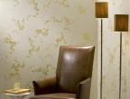 Antique Glaze Lambskin Pine Cone Chair