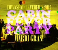 Cabin Fever Party 2015!